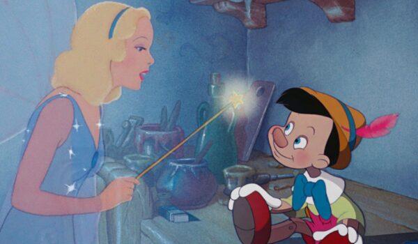『ピノキオ』