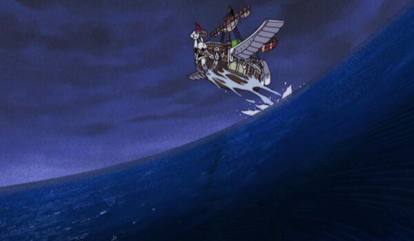 『ワンピース 空島編』