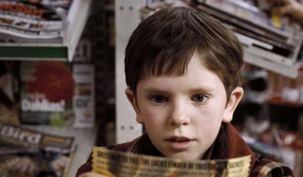 映画『チャーリーとチョコレート工場』