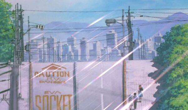 『ヱヴァンゲリヲン新劇場版』第3新東京市