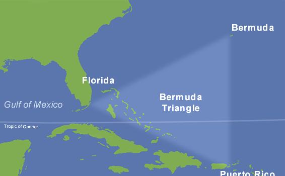 バミューダトライアングル