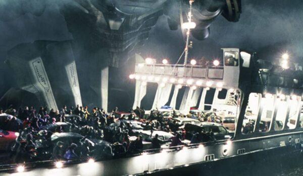 『宇宙戦争』