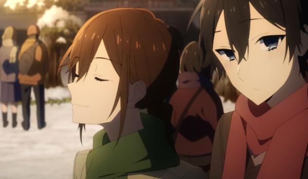 アニメ『ホリミヤ』