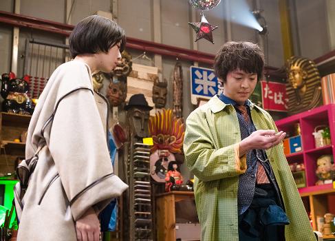 『探偵☆星鴨』第1話