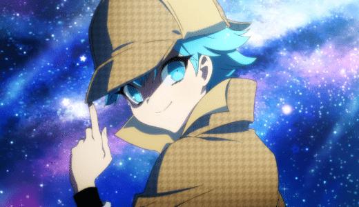 アニメ『美少年探偵団』第1話あらすじ・ネタバレ感想!5人の美少年たちによる探偵団の物語が始まる