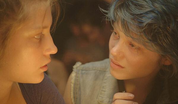 『アデル、ブルーは熱い色』