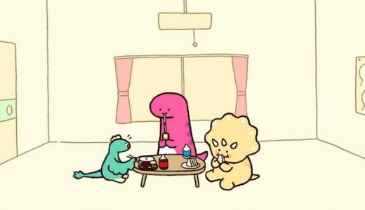 アニメ『ダイナ荘びより』第5話あらすじ・ネタバレ感想!肉食恐竜の豆乳ヘルシー生活が生んだ悲劇の結末!