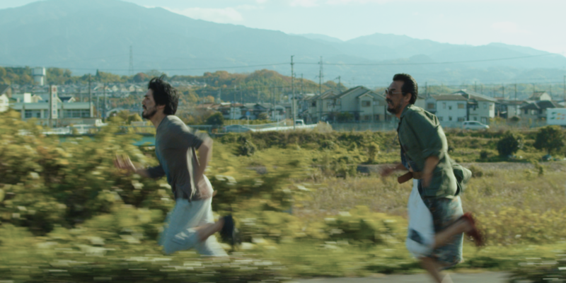 映画『ドブ川番外地』池袋シネマ・ロサ「新人監督特集 vol.7」にて、ついに上映!引き籠りと浮浪者二人の、友情と闘いの物語。