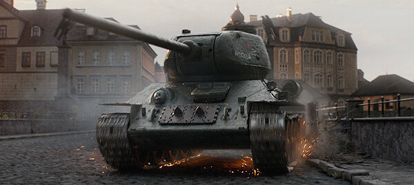 『T-34 レジェンド・オブ・ウォー』