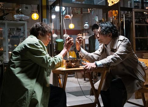 ドラマ『探偵☆星鴨』第4話