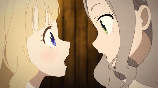アニメ『シャドーハウス』第3話