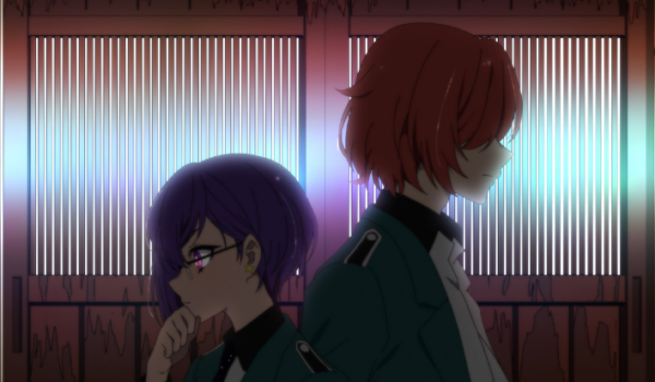 アニメ『美少年探偵団』第8話