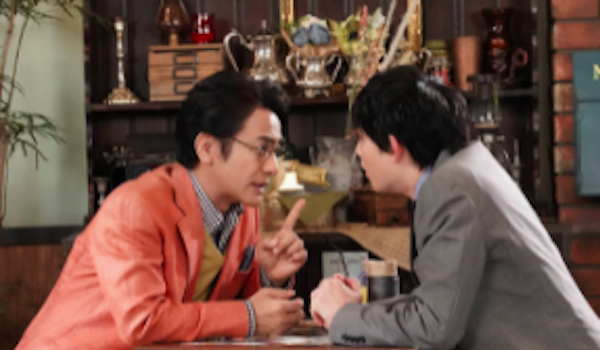 ドラマ『レンアイ漫画家』第6話