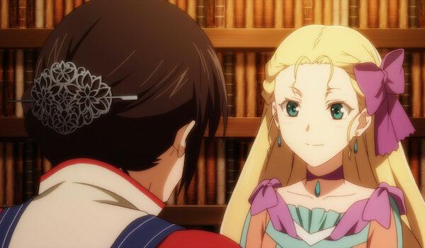 アニメ『聖女の魔力は万能です』第3話