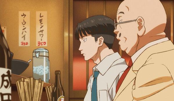 アニメ『ゴジラ S.P』第10話