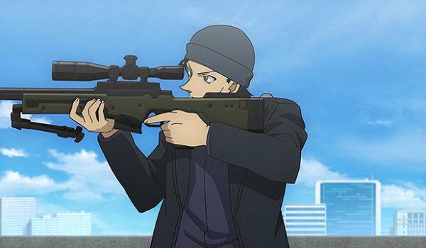 『名探偵コナン 緋色の弾丸』