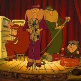 映画『ベルヴィル・ランデブー』レビュー!おばあちゃん子は絶対観たほうがいいパワフル冒険劇!
