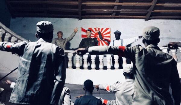 『アフリカン・カンフー・ナチス』
