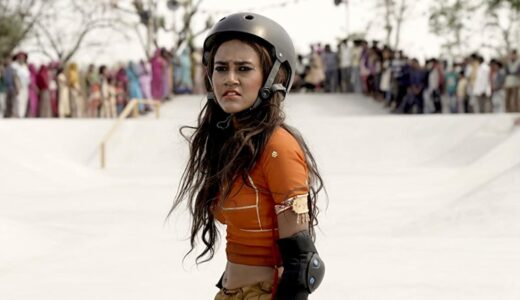 映画『スケーターガール』あらすじ・ネタバレ感想!スケートボードで風をきる少女の夢は