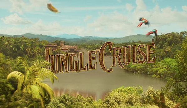 『ジャングル・クルーズ』