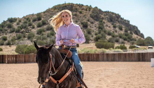 映画『ウォーク。ライド。ロデオ。』あらすじ・ネタバレ感想!馬に乗るのが、私の生き方