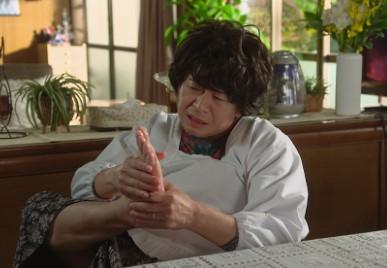 ドラマ『サムライカアサン』第2話 たけしの彼女とよい子のウオノメ!